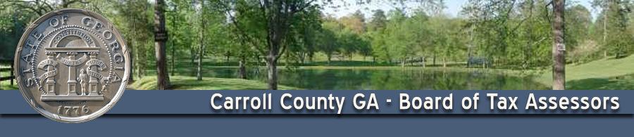 Carroll County GA