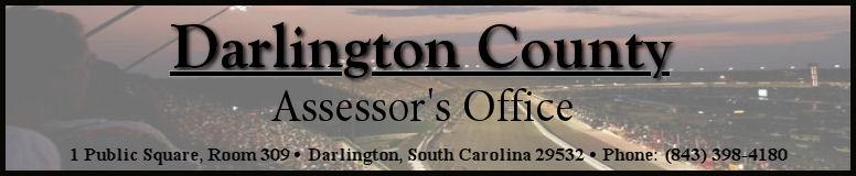 Darlington County Tax Map Darlington County Assessors Office Darlington County Tax Map